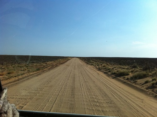 The amazing road to Chaco