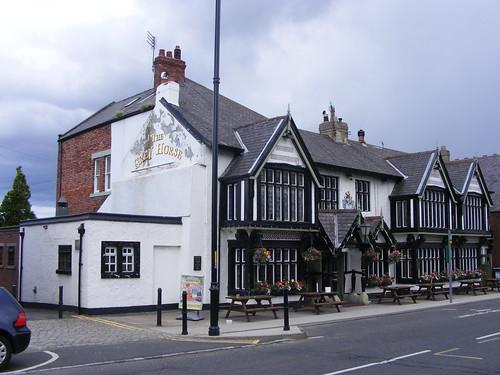 Grey Horse pub - Xmas Benker Night