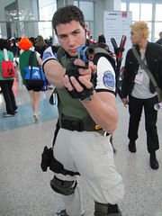 Anime Expo 2011 - Chris Redfield of Resident Evil (Doug Kline) Tags: anime asian la costume expo cosplay manga culture center convention fans residentevil 2011 chrisredfield