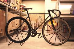 Wawa tien'alchemy #480 (nabiis) Tags: sf bike taiwan frame fixed fixie fixedgear taipei alchemy ftc 2011 bne nabiis nabiishop