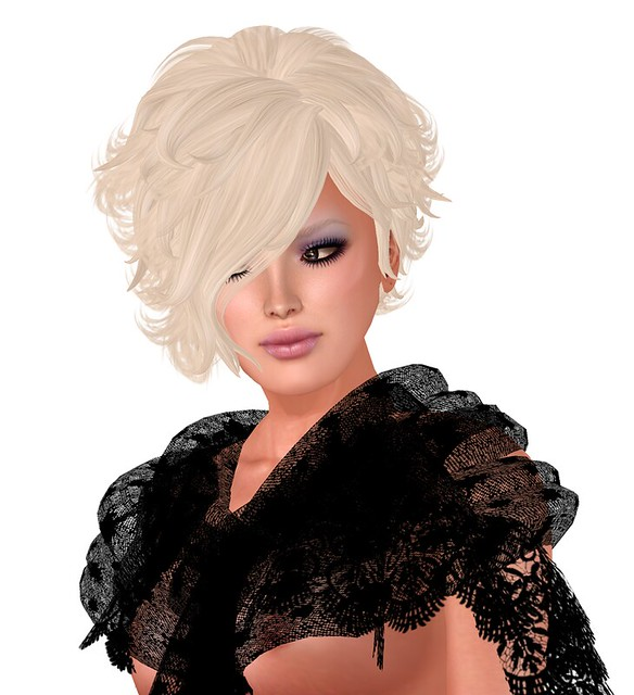 [Shag] - Bombshell - powder Not Free at Hair Fair + Curio Skin for Truth District