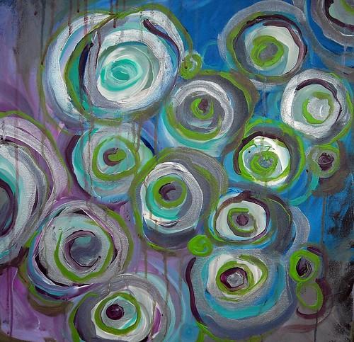 microbe II by Lorie McCown