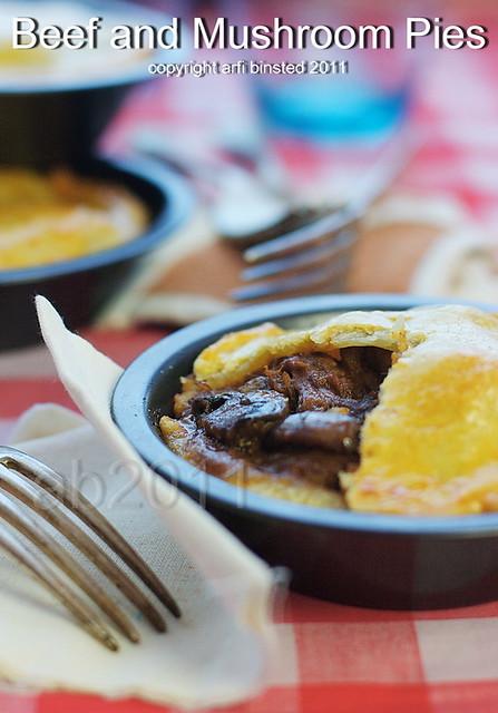 Beef and Mushroom Pies-2