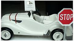 BMW Pedal Model (swanksalot) Tags: auto london car toy bmw swanksalot sethanderson