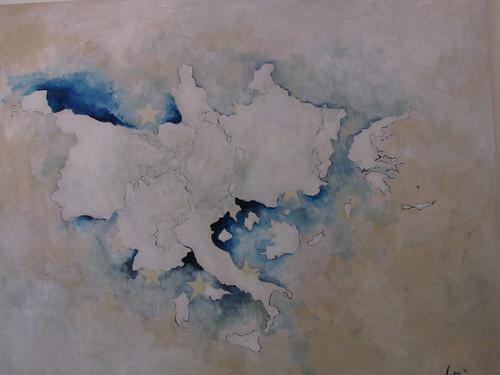 Marje Len Murusalu: Blue Conglomerate