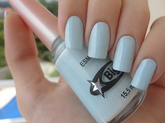 Glacial, Big Universo (Lady_Yaya) Tags: pastel nail polish nails unhas varnish glacial lacquer biguniverso