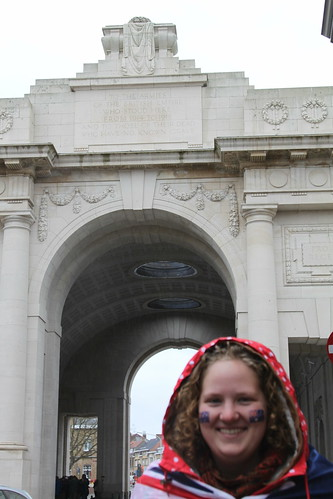 Ypres Menin Gate - ANZAC Day 25 April 2012 - 09