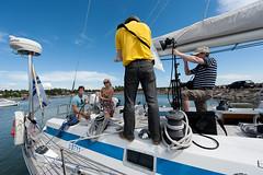 Yacht workshop 2012 (mrksaari) Tags: espoo finland boat blog sailing yacht workshop setup 2012 bts profoto d700 1424mmf28g acuteb