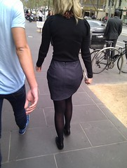 20101006122603 (phosed) Tags: legs candid tights pantyhose