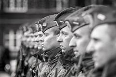 2 Independence Day (Spartaxus) Tags: bw analog army kodak poland independenceday tmax400 katowice