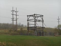 Small substation (NDLineGeek) Tags: