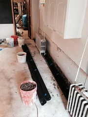 """Basement Waterproofing • <a style=""""font-size:0.8em;"""" href=""""http://www.flickr.com/photos/76001284@N06/14360301783/"""" target=""""_blank"""">View on Flickr</a>"""