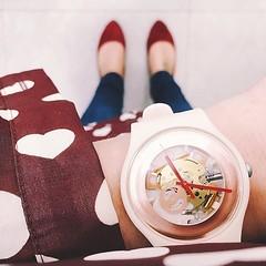 Swatch Suop107 Bayan Kol saati (hzlsaat) Tags: saat saatler watch swatch kol saati