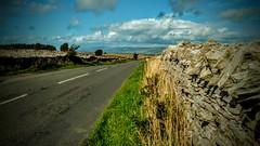 (andrewlee1967) Tags: yorkshire dales road wall countryside andrewlee1967 andrewlee uk england