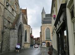 Bruges: Church of Our Lady / St. John's Hospital (zug55) Tags: bruges brugge brügge flanders flandres flandern belgium belgique belgië belgien vlaanderen westflanders westvlaanderen unescoworldheritagesite worldheritagesite unesco welterbe werelderfgoed churchofourlady onzelievevrouwekerk church kerk kirche sintjanshospitaal saintjohn'shospital oldstjohnshospital memlingmuseum hansmemlingmuseum gothic gotisch worldheritage patrimoniamundial patrimoinemondial weltkulturerbe