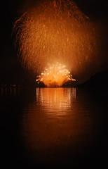 FIREEVENT LES PYROTECHNICIENS (*Vasek*) Tags: reflection water nikon czech fireworks brno luxembourg ignisbrunensis d80 fireeventlespyrotechniciens