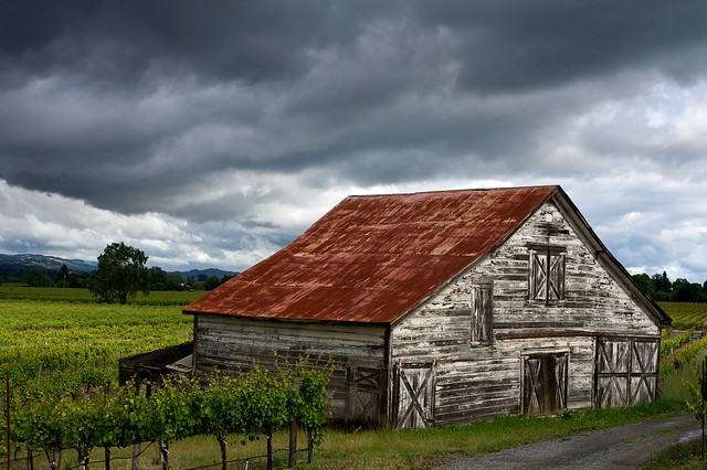 Westside Road Barn