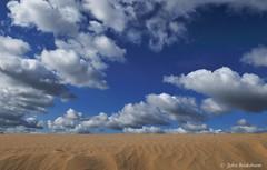 Emptiness (John Beukeboom) Tags: sky nature landscape sand nikon skies dunes nederland natuur duinen hdr landschap zand duin hogeveluwe coth d3x mygearandme mygearandmepremium johnbeukeboom