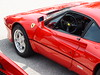 1985 Ferrari 288 GTO  at 2011 St. Louis European Auto Show - St. Louis, MO_P6058614 (Wampa-One) Tags: red car italian ferrari gto scallop carshow steeringwheel sportscar 288 pininfarina stlouismo plazafrontenac 1985ferrari288gto 2011stlouiseuropeanautoshow
