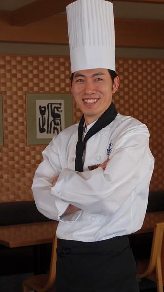 Chef Manabu Ogawa