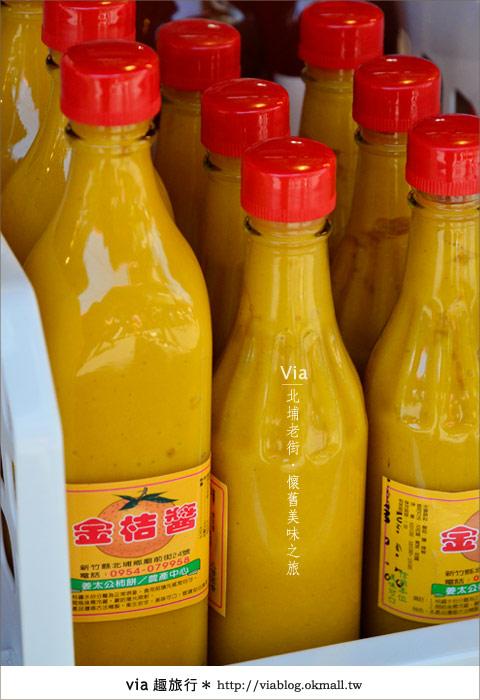 【新竹一日遊】北埔老街~在古廟舊巷內尋找專屬客家的美食14