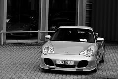 911 Turbo S (Marc Kleen) Tags: 6 holland cars netherlands photography 911 8 s ferrari turbo porsche marc editing van scuderia v8 coup zwolle overijssel carrera spoiler 996 parki bodykit kleen renselaar