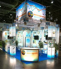 Medikom (LatecaDesign) Tags: design exhibition stands advertise