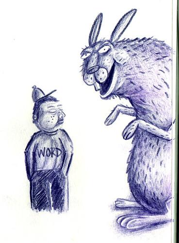 big dumb bunny
