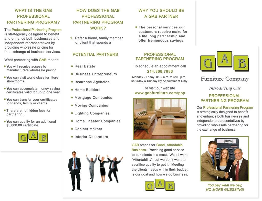 GAB Interior Design & Furniture Concept