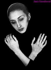 La dama de negro. La laguna, 1978. (Jazz Sandoval) Tags: bw blancoynegro retrato bn anawesomeshot fotografíaanalógica magicunicornverybest