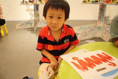 Art Garden, Children Season 2011