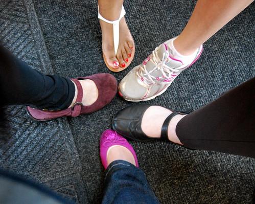 CCLP - Big Feet Unite