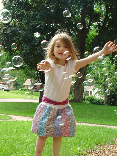 bubble T, view 2