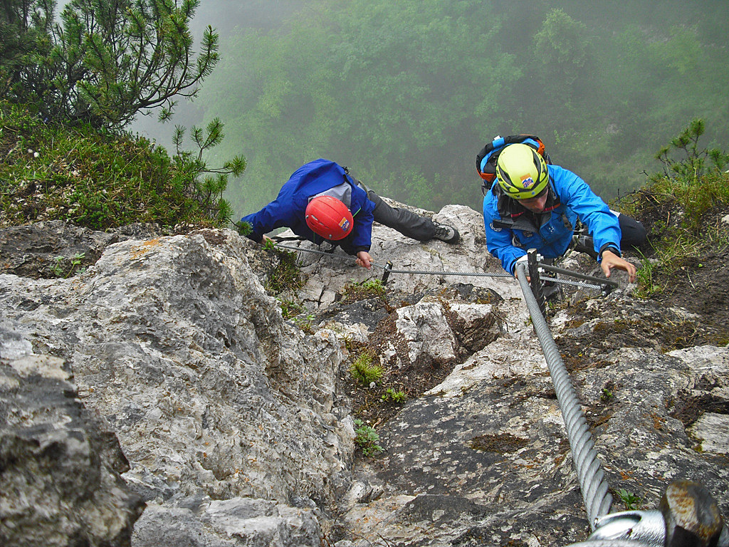 Klettersteig Walchsee : The world s best photos of klettersteig and ottenalm flickr hive