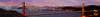 City Lights, San Francisco at Dusk (PatrickSmithPhotography) Tags: sanfrancisco panorama usa landscape oracle goldengatebridge coittower bankofamerica transamerica marinheadlands gigapixel yerbabuenaisland