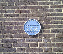 Photo of Blue plaque № 7391