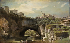 Puentedey (Geli-L) Tags: textura rio puente hp top photographers paisaje burgos photosmart m417 merindades puentedey brigettes doubleniceshot tripleniceshot