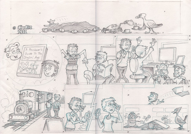 Pensioners Guide - pencilled