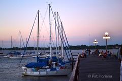Colonia, Uruguay (-Patt-) Tags: sunset sky sun sol clouds ro river uruguay atardecer cielo nubes coloniadelsacramento sudamrica