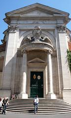 Sant'Andrea al Quirinale (1) (evan.chakroff) Tags: evan italy rome 2011 evanchakroff chakroff evandagan