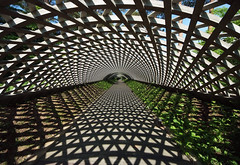 AOMORI CONTEMPORARY ART CENTER: Tadao Ando, Aomori, Oct. 2001 (wakiiii) Tags: architecture