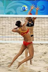 Xue _Chen_12 (BrazilWomenBeach) Tags: brazil beach women volleyball