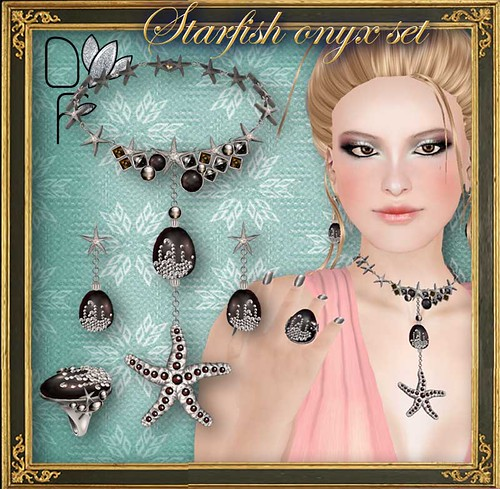 STARFISH-onyx-set