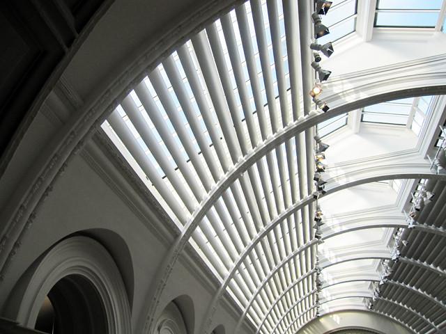 v&a ceiling