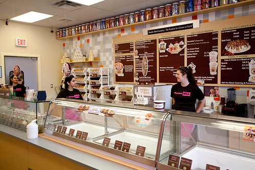 Inside the Marble Slab!