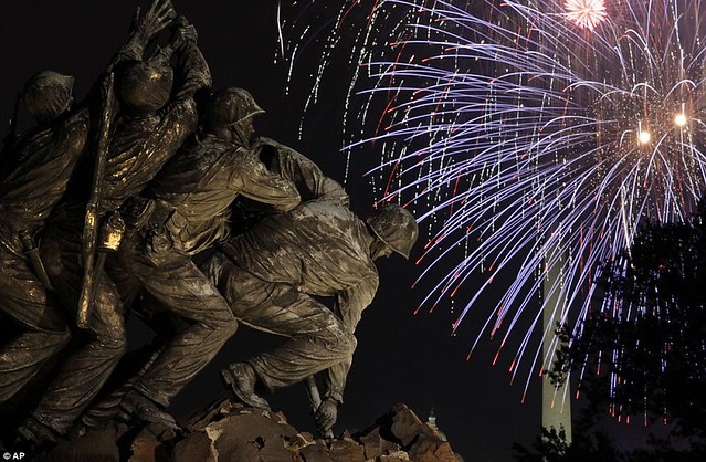 Happy Independence Day! New York and Washington lead the nation in Fourth of July fireworks celebrations   4