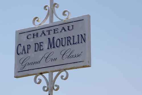 Chateau Cap de Mourlin