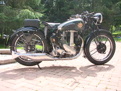 1937 BSA EMPIRE STAR FOR SALE