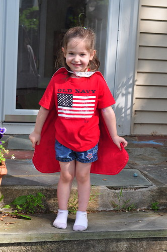 4th of July Capes