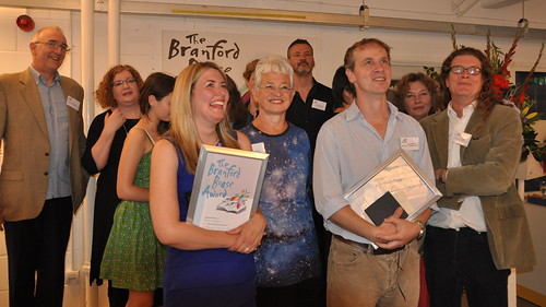 Branford Boase 2011, authors and editors